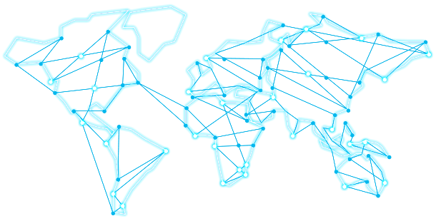 Connect to more than 50 Countries