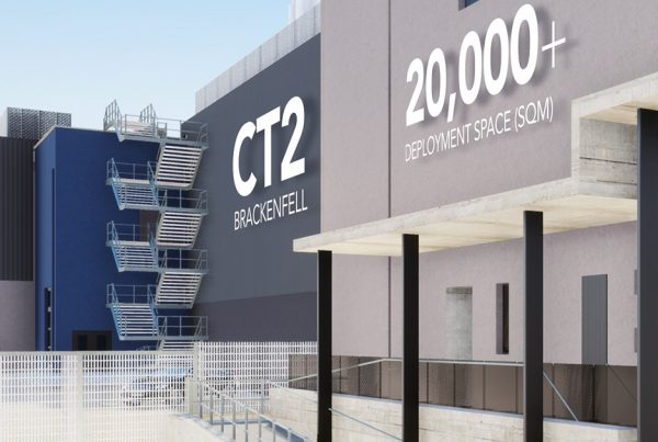 Teraco Cape Town 2 (CT2) opening Q4 2021