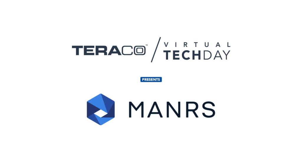 Teraco Virtual Tech Day - MANRS