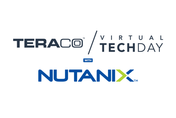 Teraco Virtual Tech Day with Nutanix