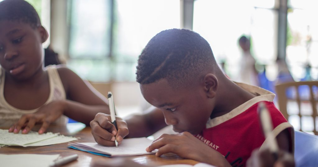 online education in africa